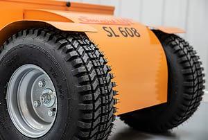 SL608 Terrain