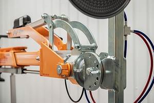 SL608 Rotating Yoke